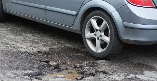 Winter Roads Lead To Spring Alignment Problems